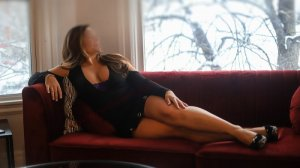 Alcina fetish incall escort in Toledo